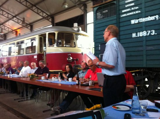 SPD-Kreiskonferenz Juli 2011